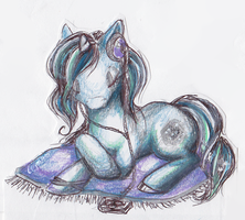 Just Drifting Away by enigmatia