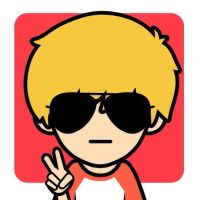 FaceQ: Dave by Jany-chan17