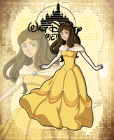Belle of the Ball by Tsuki--Sama