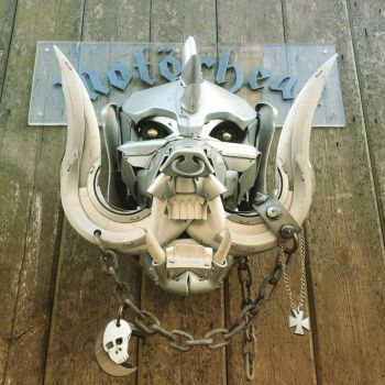 Motorhead Snaggletooth by HubcapCreatures