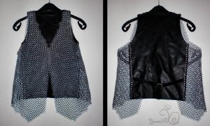 Chainmail by YumiPi
