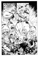 Raybob page 5 inks by deankotz