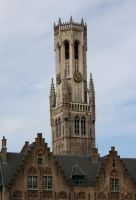Bruges Skyline 2 by OghamMoon