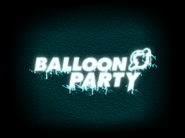 BALLOON PARTY Wallpaper 2 by WolfOfSadness