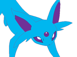 Contest Entry- Espeon by Ginger11389