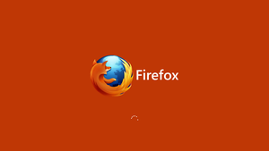 Firefox Metro App Splash for Windows 8 by wango911