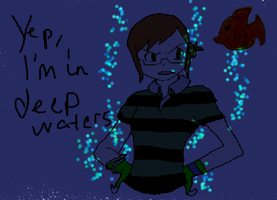In Deep Waters by JessicaL98000