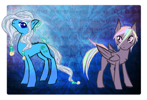 .:MLP: Adopted Ponies Prt. 1:. by Goddess-of-BUTTSECKS