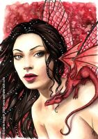 Dragonfly by SelinaFenech