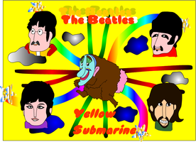 The Beatles, Yellow Submarine by chaixing