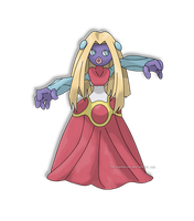 Mega Jynx by ForiegnBacon