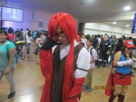 Cosplay Photos: Grell by Rise-Of-Majora