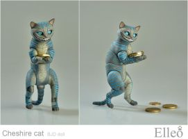 Cheshire-cat bjd doll 08 by leo3dmodels