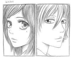 When our eyes meet by Lee-chan97