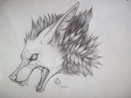 Jakk Headshot by Pen-Fox