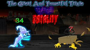 Pony Kombat Tournament Round 1, Battle 9 (Result) by Macgrubor
