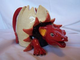 Dragon Egg Cup by Spudnuts