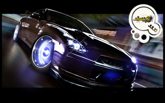 Nissan GT-R Total Efect's by Dragon-Design