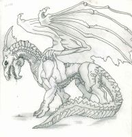 Dragon by Nightshade552