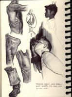 Various Studies20 by FUNKYMONKEY1945