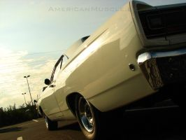 mopar muscle in sunshine by AmericanMuscle