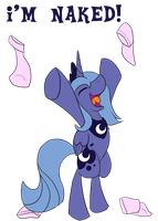 Luna withOUT socks by Sc0t1n4t0r