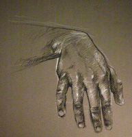 Hand by Cruzle