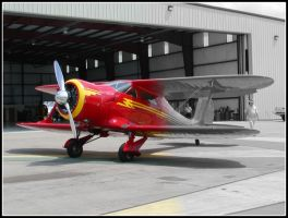 Staggerwing Beaver by Xwinger