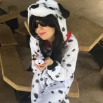 Dalmatian Puppies Together (Cosplay) by KrazyKari