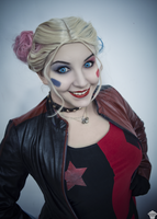 Harley Quinn (Rebirth Suicide Squad) 2 by ThePuddins