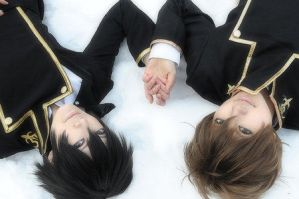 Code Geass by touyahibiki