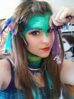 Tooth Fairy Makeup (Rise of the Guardians) by TheDreamerWithin616