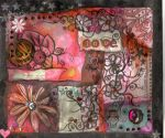 funky collage untitled 2008 by dreamfeind