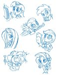 MLH-Sketches by Chano-kun