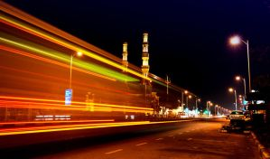 DUBAI IN MOTION by Ssquared-Photography