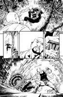 THUNDERBOLTS 148 Page 3 by DeclanShalvey