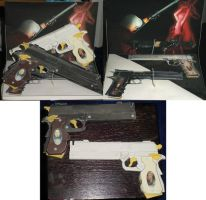 Devil May Cry Papercraft by paperart