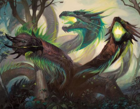 Managorger Hydra by LucasGraciano