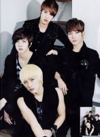 and this is MBLAQ by WhiteChocolateMuffin