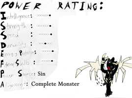 MA Power Rating: Number 15 by SaintHeartwing