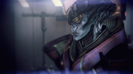 Mass Effect - Javik by IlithyiaEidsvag