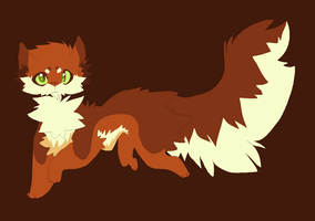 Firestar by Shelbees