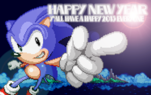 Happy New Year 2015 by Mac-Does-Art