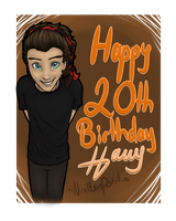 He's 20 by xLilacNiallDoex