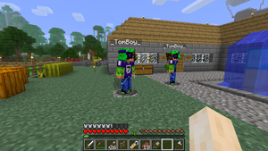 Imposter! by AliceNeola