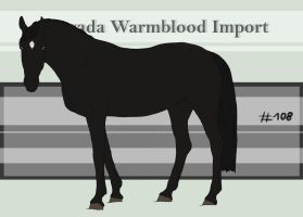 Nevada Warmblood 108 by BRls-love-is-MY-Live