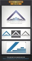 Architect Construct - Logo Template by VectorMediaGR