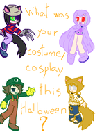 What was your costume? by DarkCream