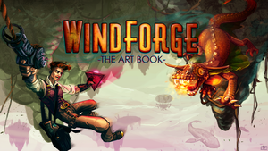 Windforge: The Art Book by brainleakage