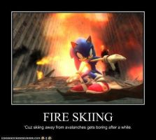 Sonic Motivational pic by Realmotta